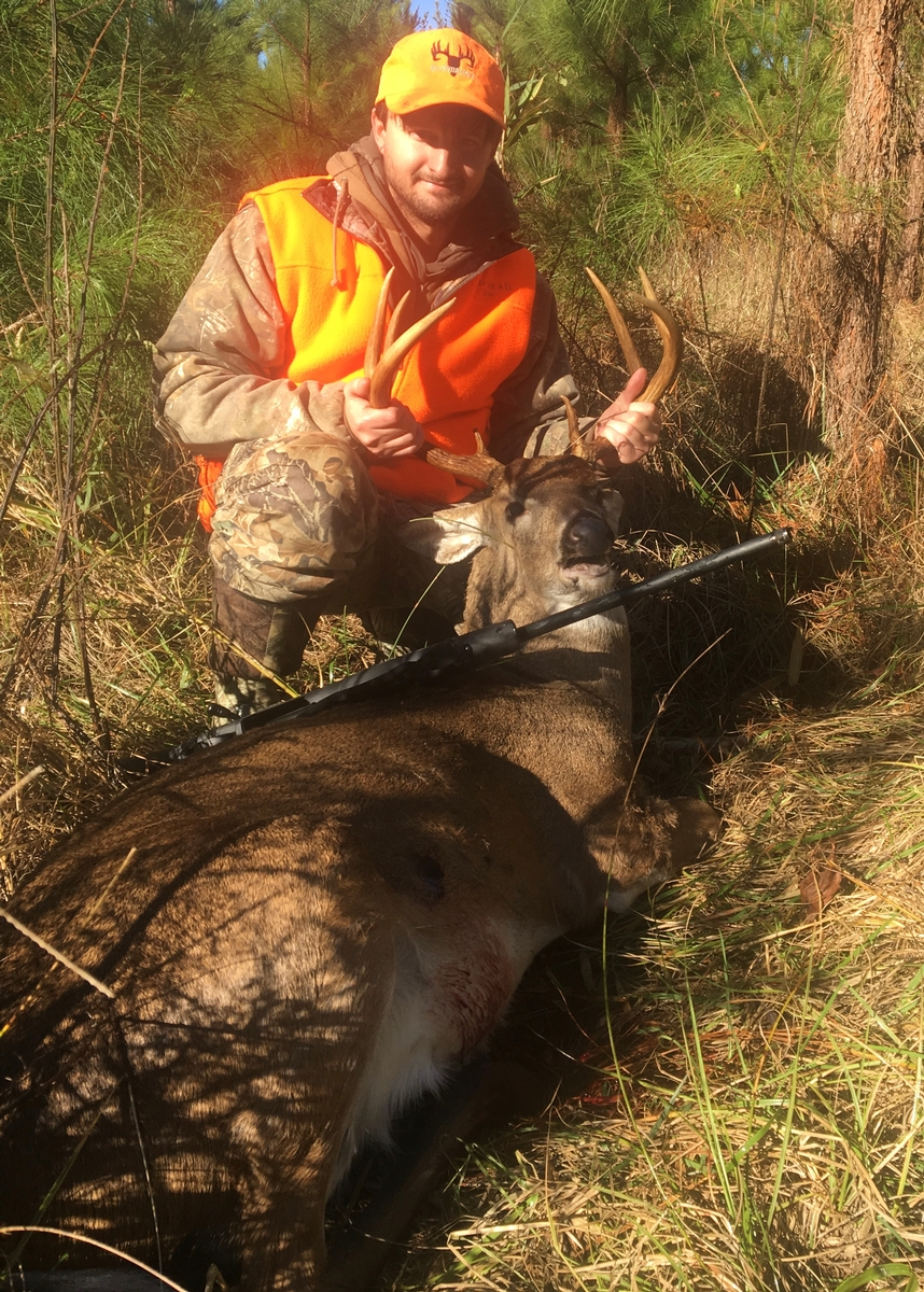Mississippi Whitetail Deer Hunting Outfitters - McKenna Ranch